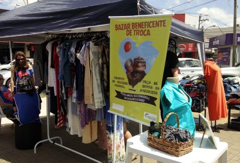Bazar Beneficente arrecada produtos de higiene pessoal e mobiliza alunos e colaboradores Fatec São Carlos