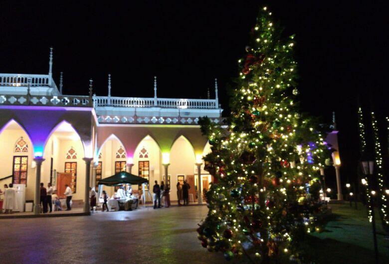 Feira de Natal é atração para os são-carlenses neste domingo