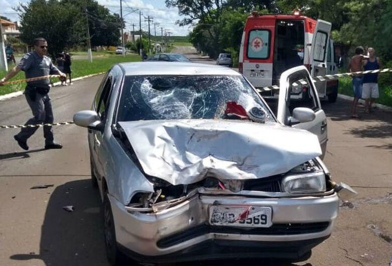 Colisão frontal mata motociclista em cidade da região
