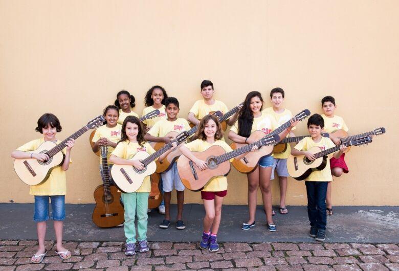 Projeto Guri abrirá vagas remanescentes para cursos gratuitos de música
