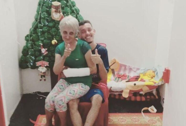 Avó morre ao saber da morte de neto em acidente de trânsito