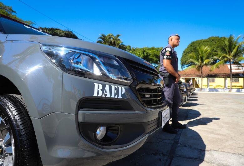 SP: PM reforça policiamento no estado após fuga de presos no Paraguai