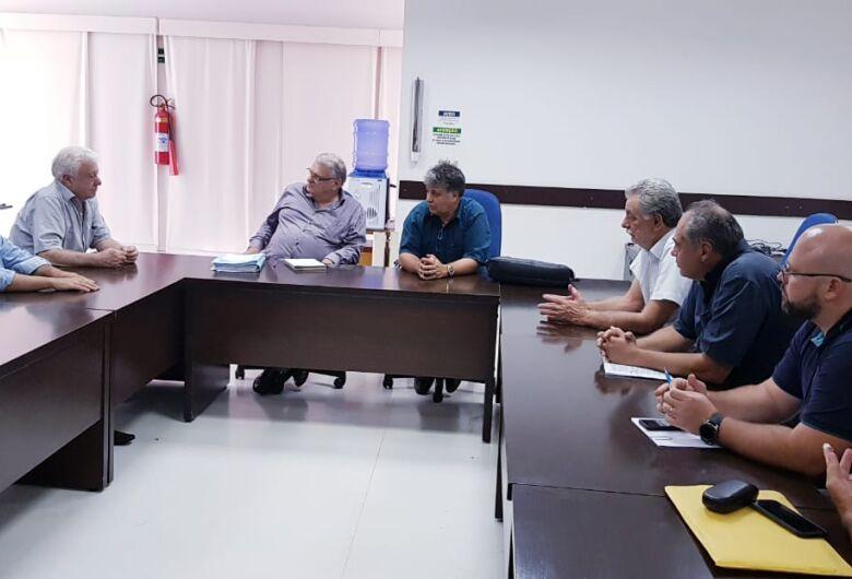Prefeitura e UFSCar discutem desassoreamento de barragem