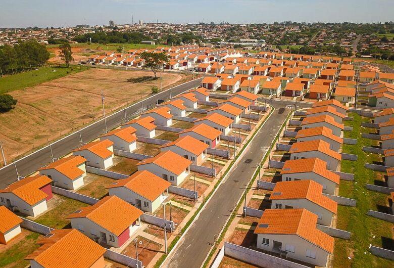 CDHU abre inscrições para sorteio de 73 casas em Dourado