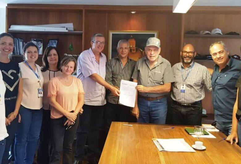 Assinada ordem de serviço para início da ampliação do Cemei João Baptista Paino