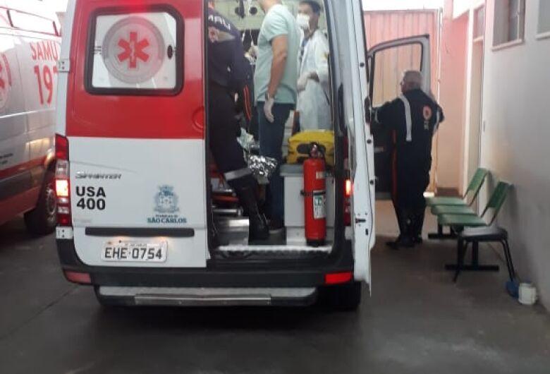 Equipes do Samu e da UPA reanimam homem de 50 anos em parada cardíaca no Aracy