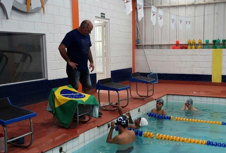 Natação de São Carlos inicia atividades e time ACD estará mais forte