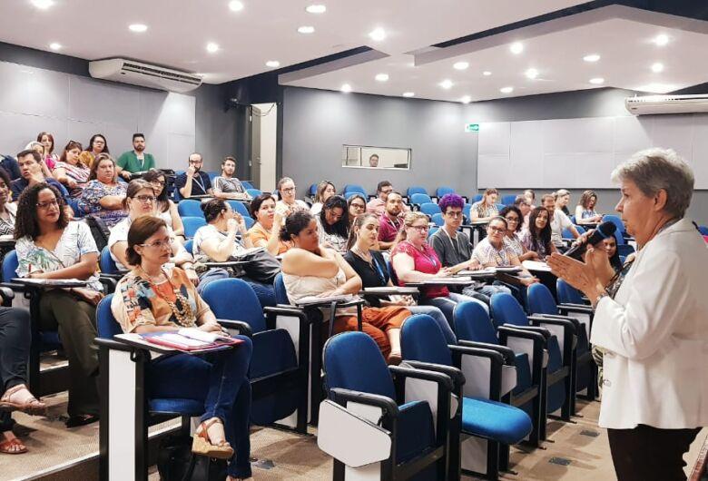 Secretaria de Gestão de Pessoas se reúne com novos diretores das escolas municipais