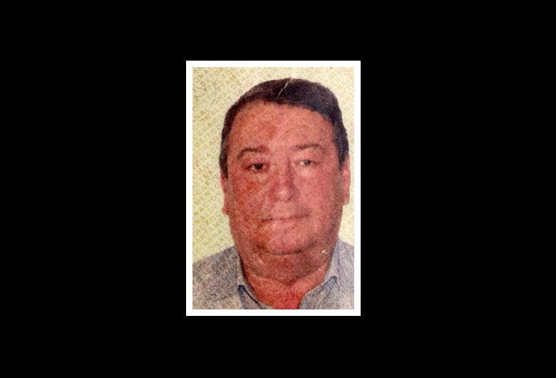 Nota de falecimento do gerente de vendas da São Carlos S/A Luiz Carlos Hungaro