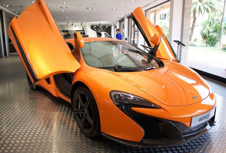 TJ-SP isenta ICMS em importação de McLaren