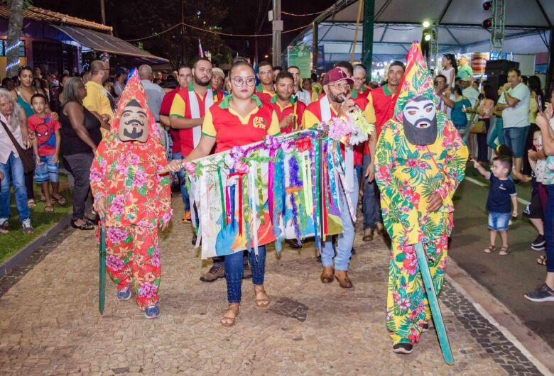 Comemoração de Santos Reis marca o encerramento do Natal de Luzes e Sons Ibaté 2019