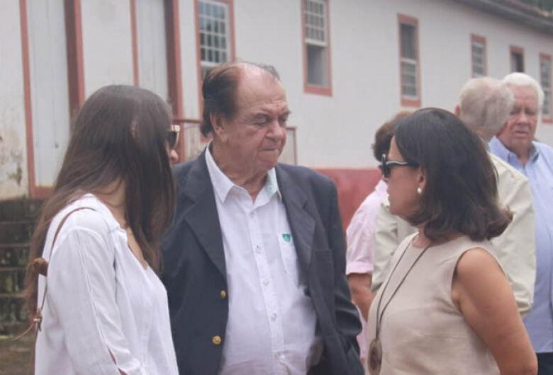 Morre Paulo Botelho de Abreu Sampaio; velório ocorre na Câmara Municipal