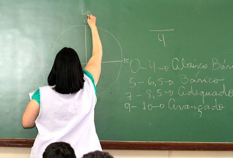 Encerra nesta sexta (3) cadastro para professor temporário na rede estadual