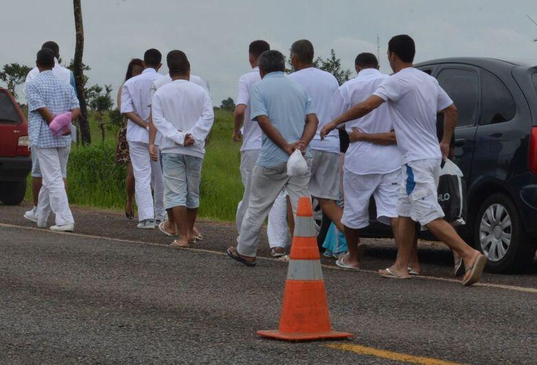 1,4 mil presos não voltaram à cadeia após saidinha de fim de ano no estado de SP