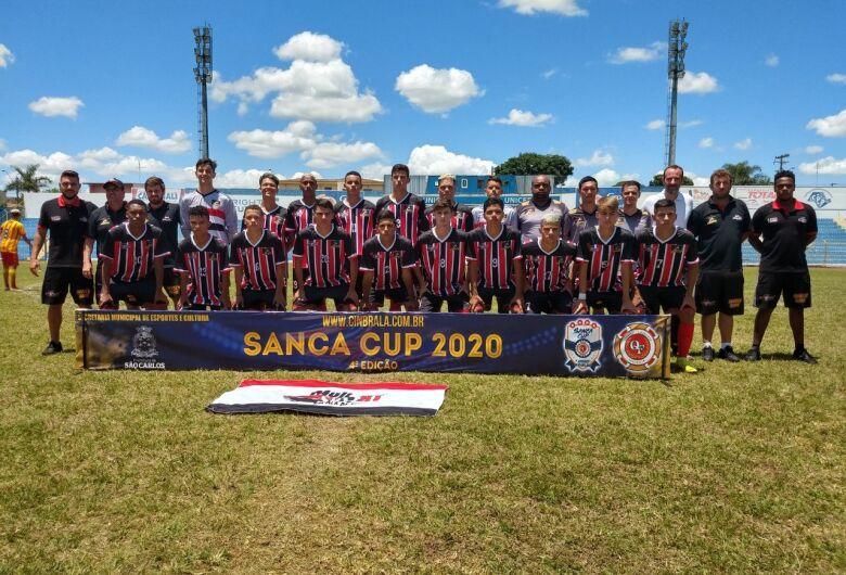 Multi Esporte/La Salle conquista Sanca Cup no sub16