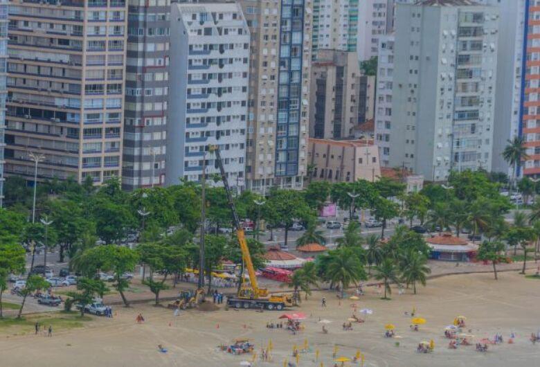Empresária morre atropelada por trator em praia no litoral paulista