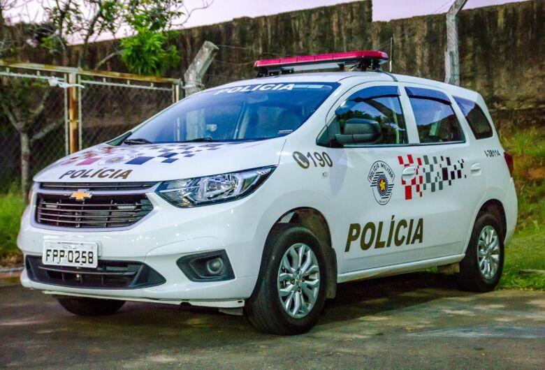 Ladrão é detido após tentar assaltar mulher em Ibaté