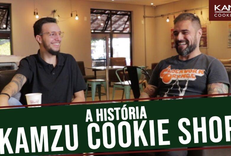 Você não vai acreditar como nasceu o Kamzu Cookie Shop