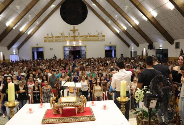 SOS Oração atrai público recorde em primeiro encontro de 2020