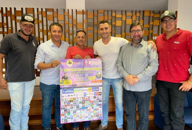 Prefeitura irá fornecer estrutura e segurança na Cavalgada Solidária