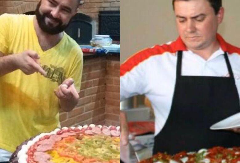 Paella caipira dos mestres Étore e Fabio custará R$ 30,00 em Cavalgada Solidária