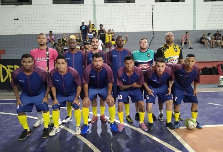 Deportivo vence e está nas semifinais da Copa Verão de Torrinha