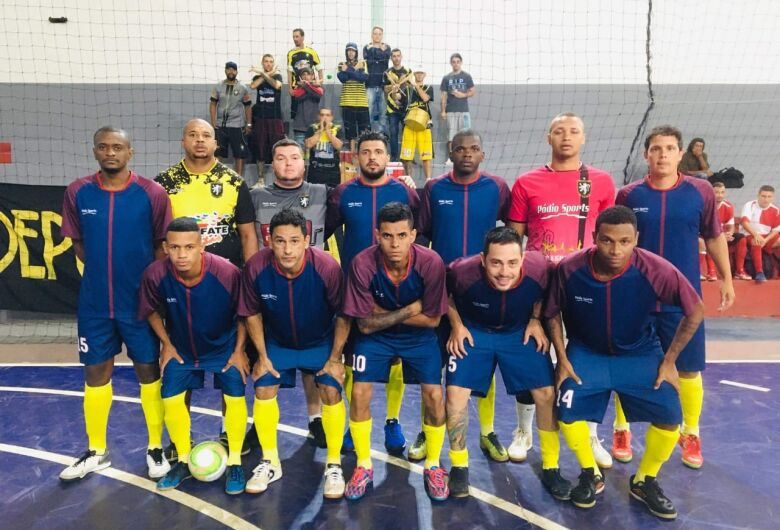 Nos pênaltis, Deportivo Sanka despacha inhembi e está na final da Copa Verão em Torrinha
