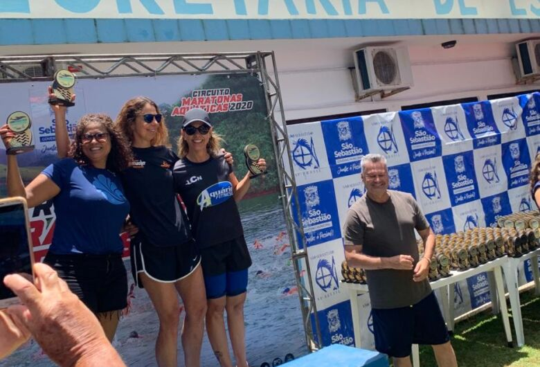Nadadora ACD da LCN/Aquário Fitness inicia temporada com duas medalhas de prata