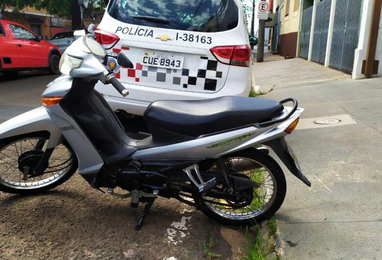 Moto furtada no Cruzeiro do Sul é localizada no Monte Carlo