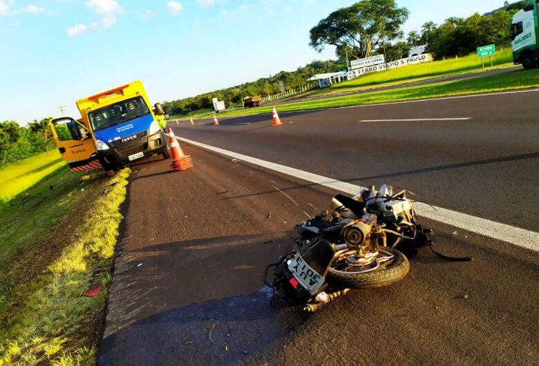 Identificado motociclista que morreu em acidente na Washington Luis