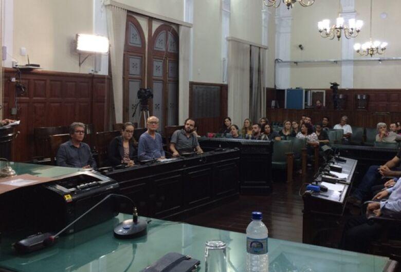 Plano Municipal de Gestão Integrada de Resíduos Sólidos gera debate na Câmara