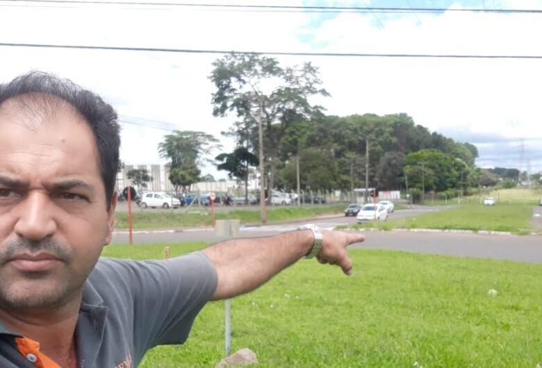 Sérgio Rocha pede agilidade na obra de ligação da Avenida Morumbi com Avenida Dr. Heitor José Reali