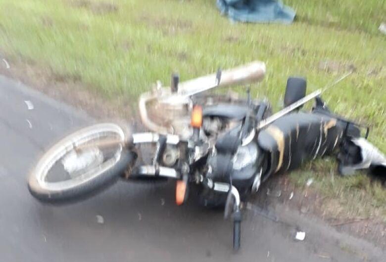 Acidente mata motociclista na Washington Luis