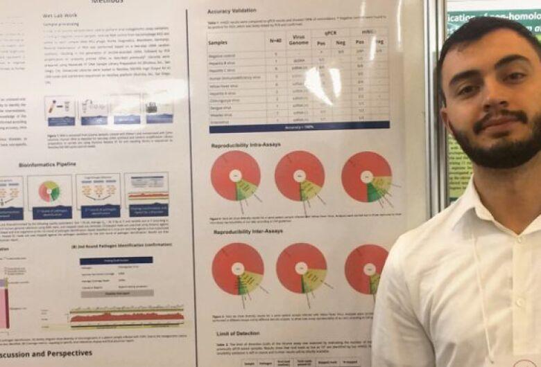 Doutorando da USP desenvolve teste genético para vírus que causa febre hemorrágica