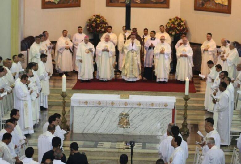 Bispo lança quatro determinações para evitar disseminação do coronavírus em missas