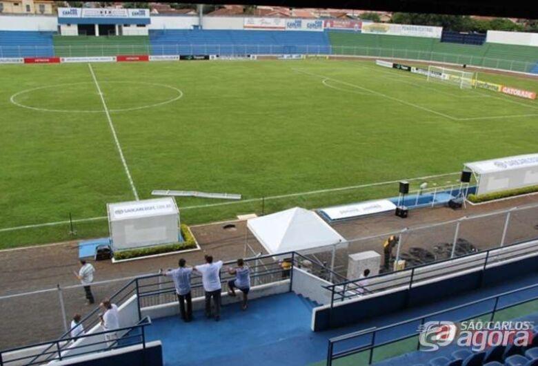 No Dia das Mães, Luisão será palco de São Carlos x Grêmio