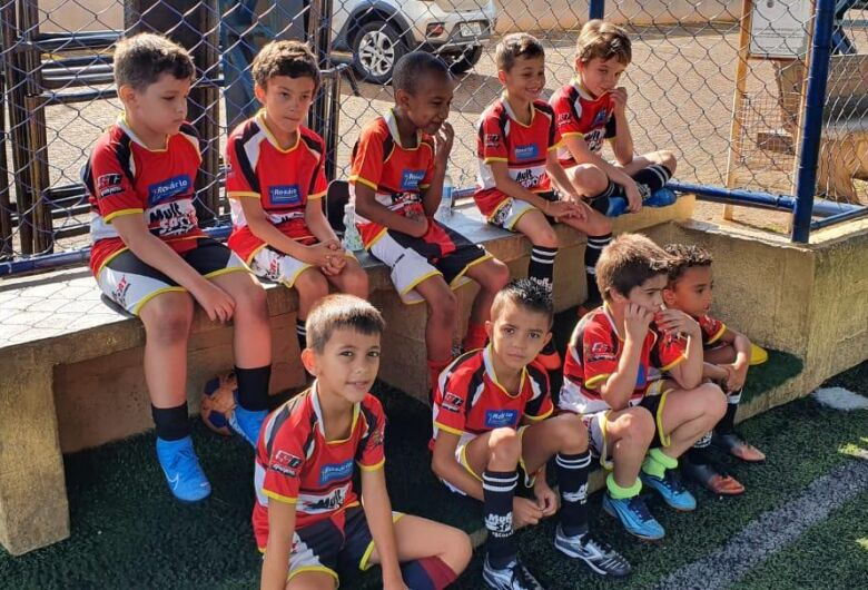 Garotada do baby foot se prepara para o primeiro desafio do ano na Mult Sport