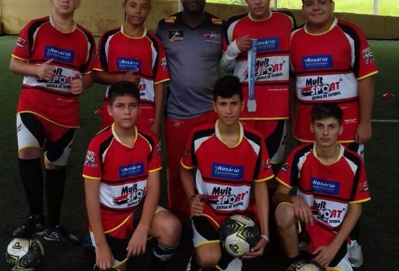 Mult Sport faz em Araraquara o primeiro amistoso de 2020