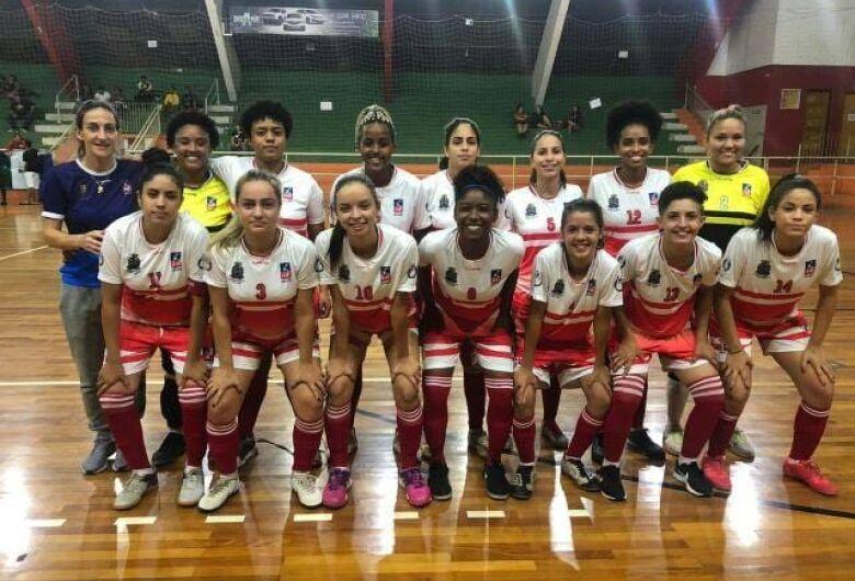 São Carlos terá equipes femininas da Liga Nacional de Futsal