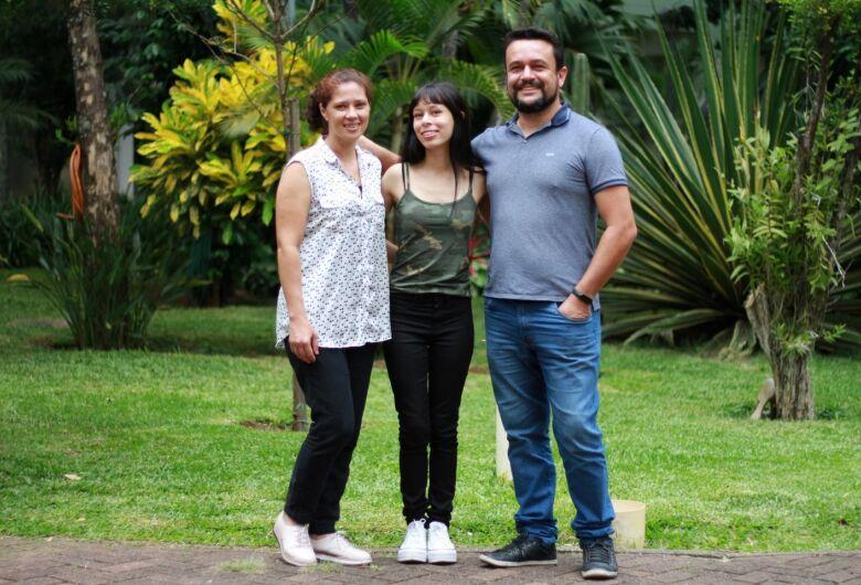 Entrou na USP São Carlos sem fazer vestibular e quer ser pesquisadora em matemática