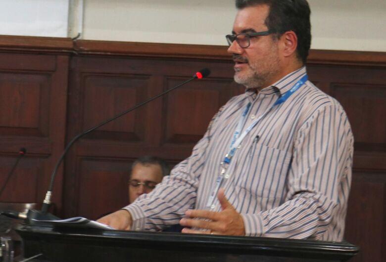 Secretário de Fazenda participa de audiência pública na Câmara Municipal