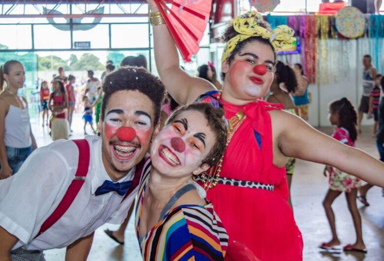 Hoje tem Matinê de Carnaval na Pirâmide da Mata do Alemão em Ibaté