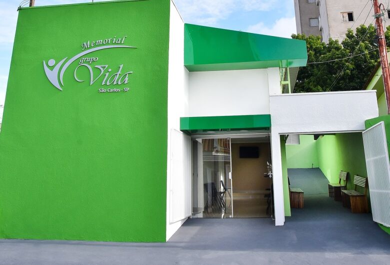 Grupo Vida investe e São Carlos ganha Memorial