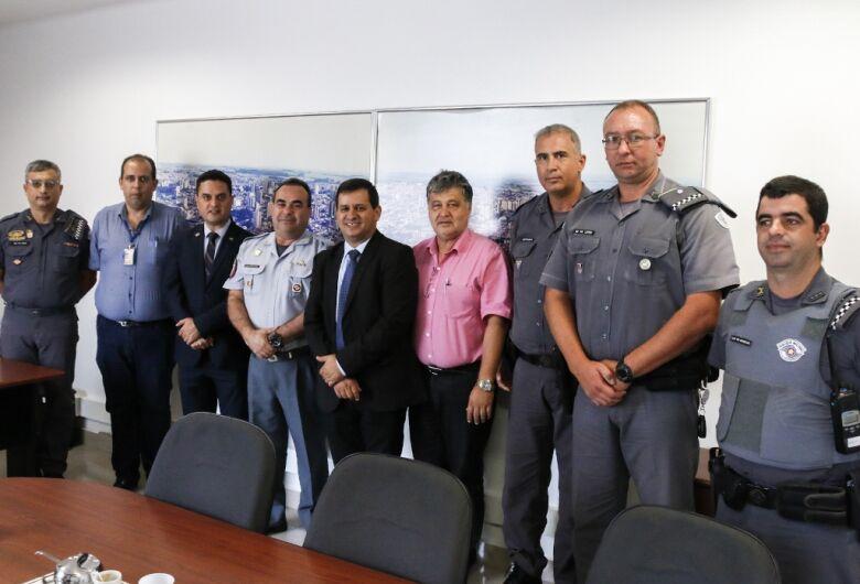 PM reforça policiamento em Santa Eudóxia e Água Vermelha