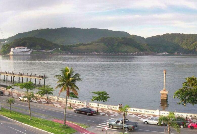 Baixada Santista tem 15 praias impróprias para banho
