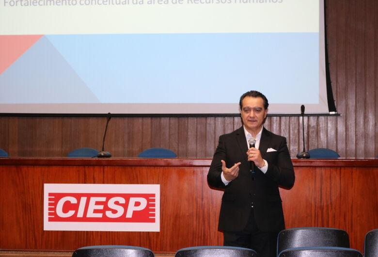 Grupo de Recursos Humanos do Ciesp é inaugurado