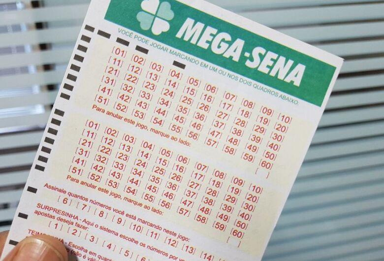 Mega-Sena acumulada pode pagar R$ 120 milhões neste sábado