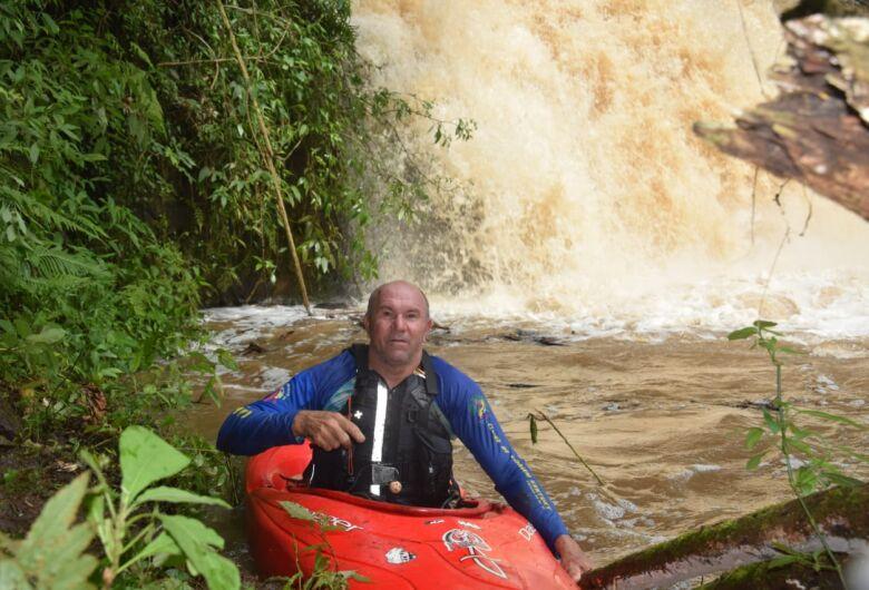 São-carlense desafia o Rio Selvagem em Extrema/MG