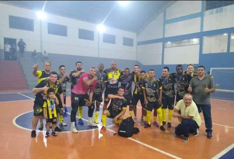 Com goleada, Deportivo Sanka fatura a Copa Verão