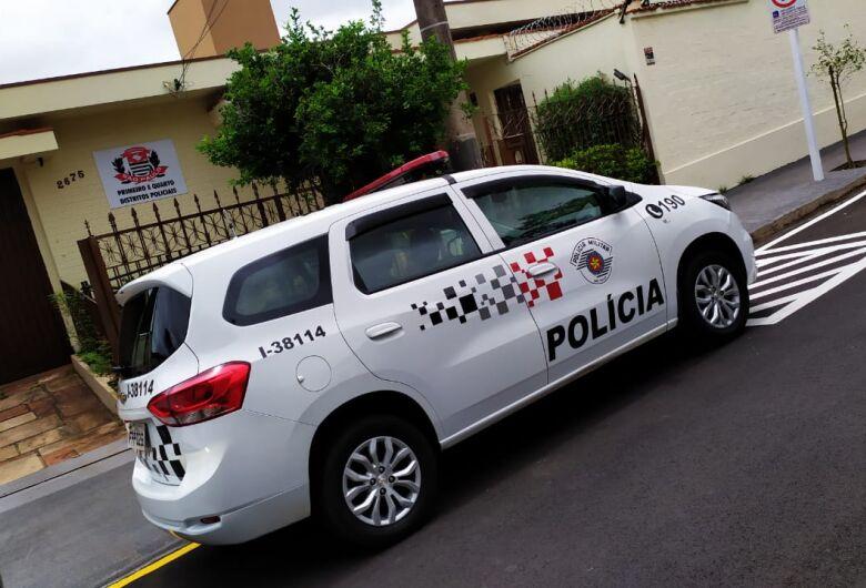 Ladra é detida após tentativa de furto a residência